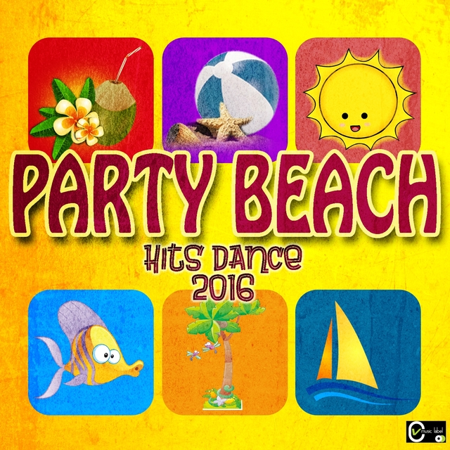Party Beach Hits Dance 2016