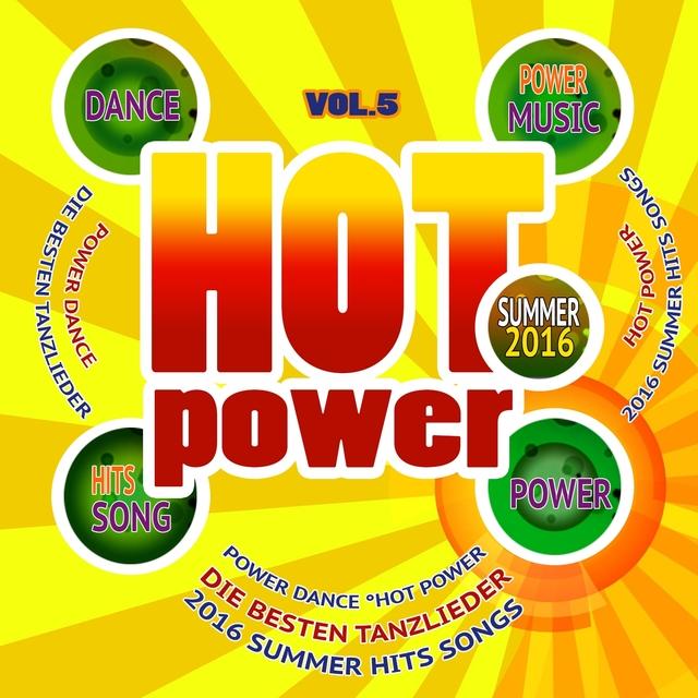 Hot Power Summer 2016, Vol. 5