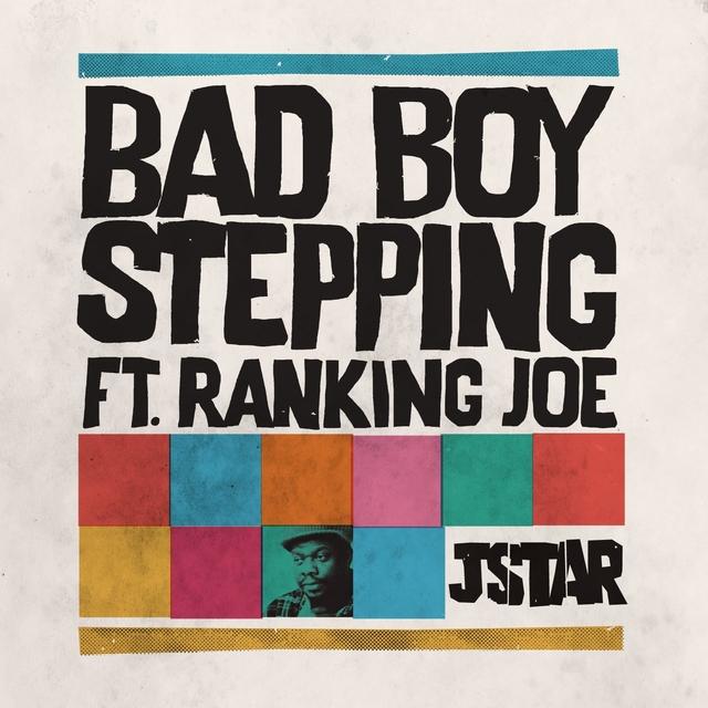 Couverture de Bad Boy Stepping
