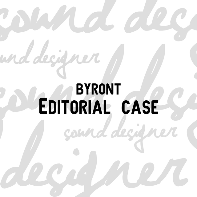 Editorial case