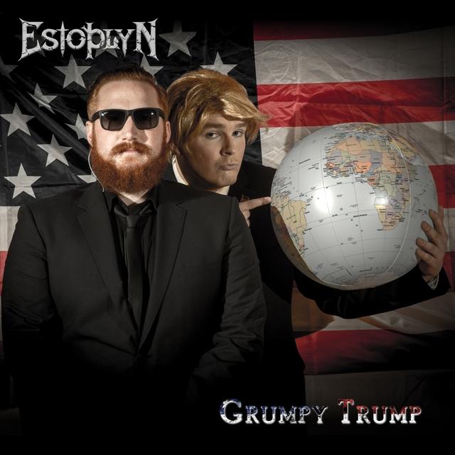 Grumpy Trump