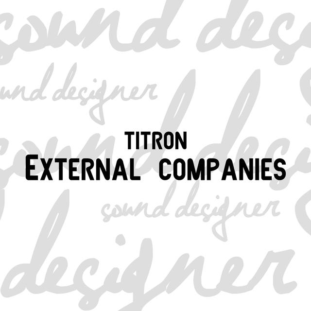 External Companies