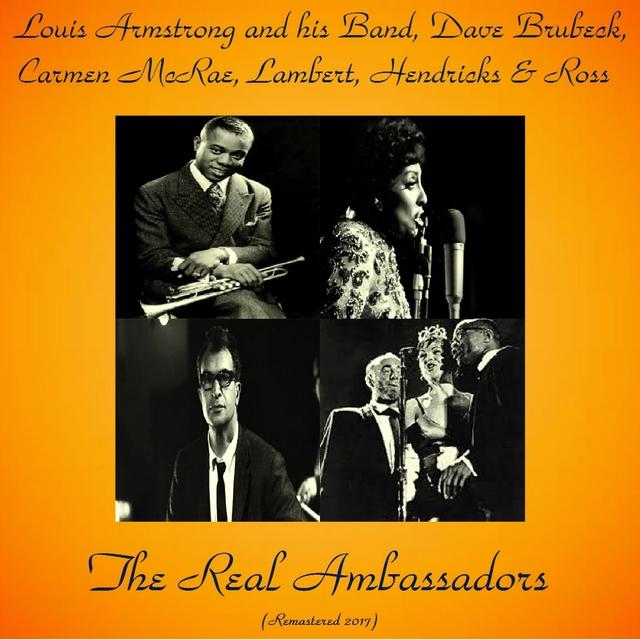 Couverture de The Real Ambassadors