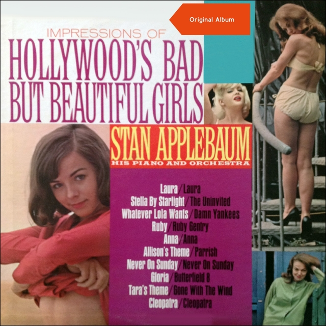 Hollywood's Bad but Beautiful Girls