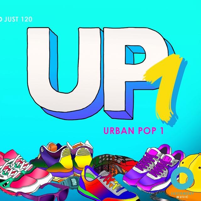 Couverture de Urban Pop, Vol. 1