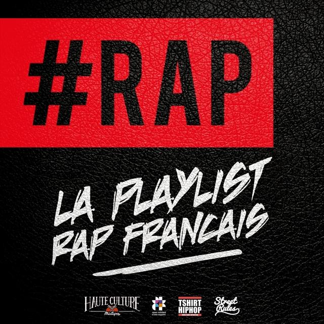 La playlist rap français