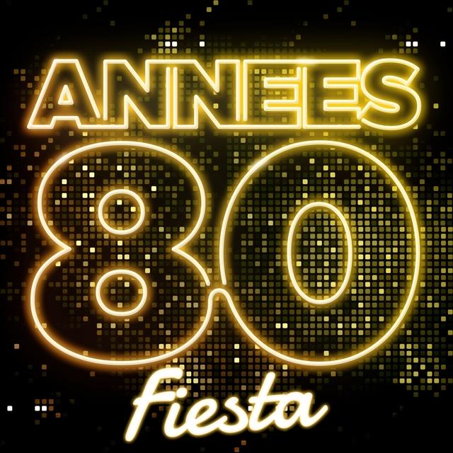 Couverture de Années 80 Fiesta