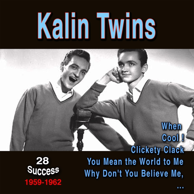 The Kalin Twins (28 Success)
