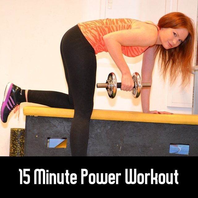 15 Minute Power Workout