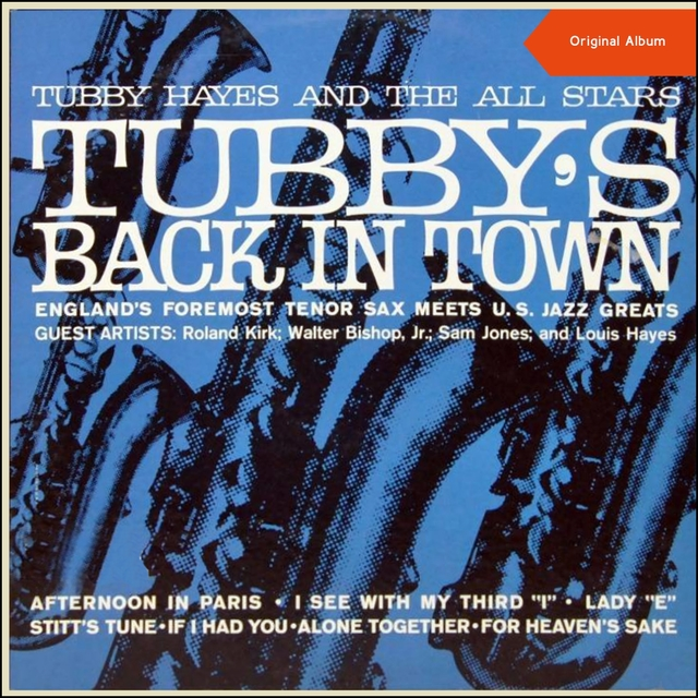 Tubby's Back In Town!