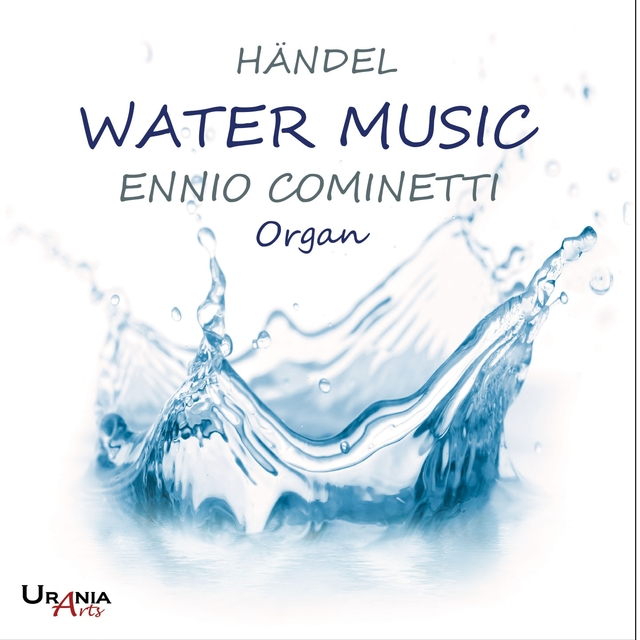 Water Music for Organ