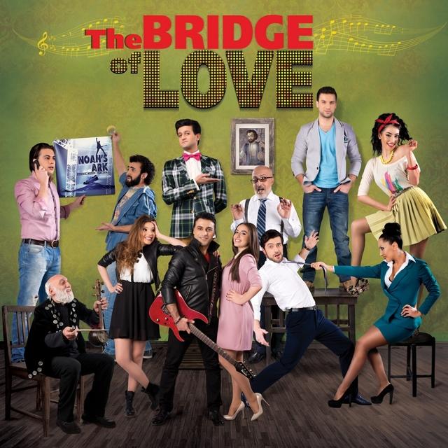 Couverture de The Bridge of Love