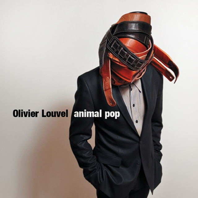 Couverture de Animal Pop