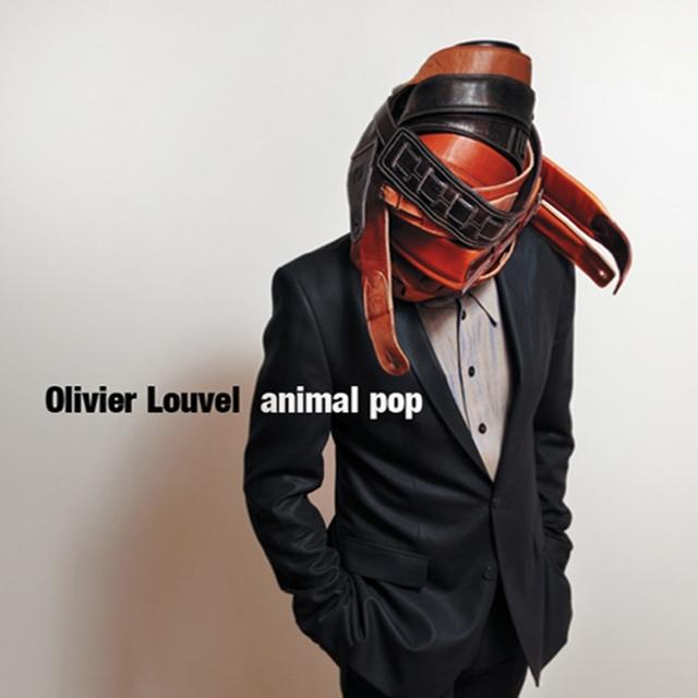 Couverture de Animal Pop