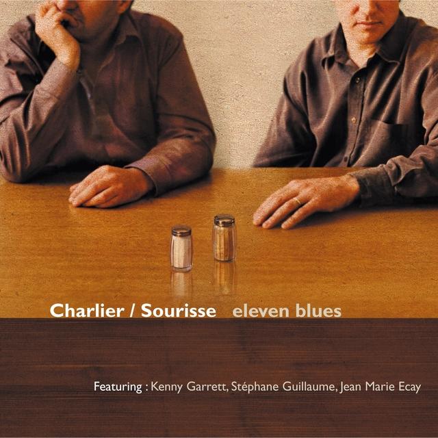 Couverture de Eleven Blues