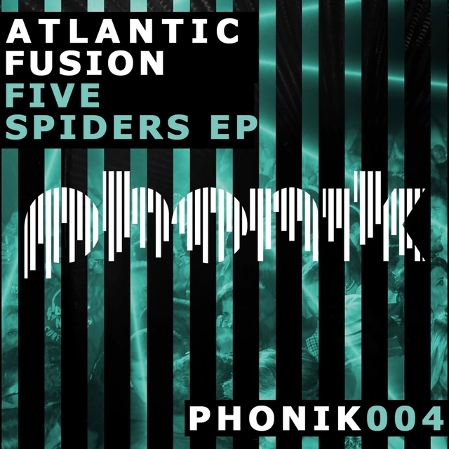Five Spiders EP