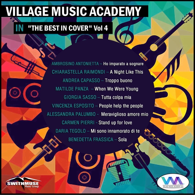 Village Music Academy: The Best in Cover, Vol. 4