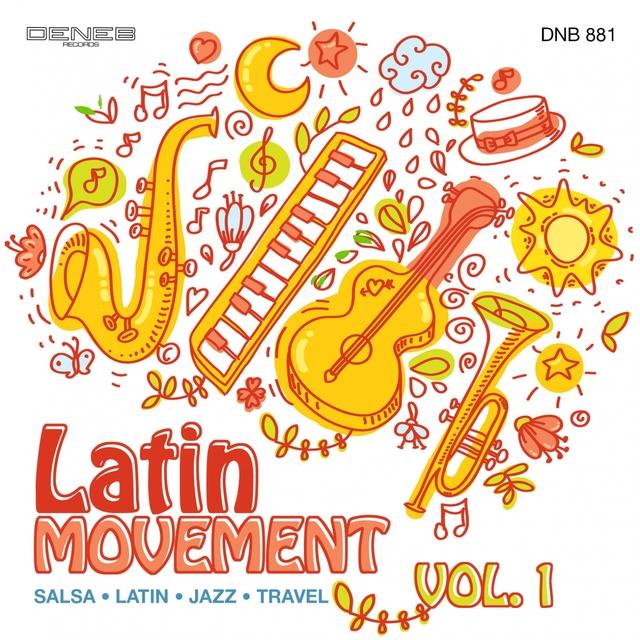 Latin Movement, Vol. 1