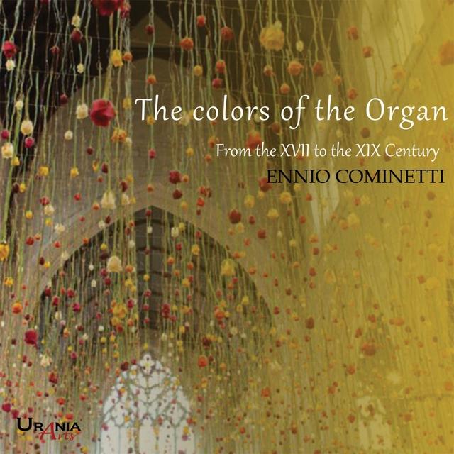 I colori dell'organo: Italian Rare Organ Works