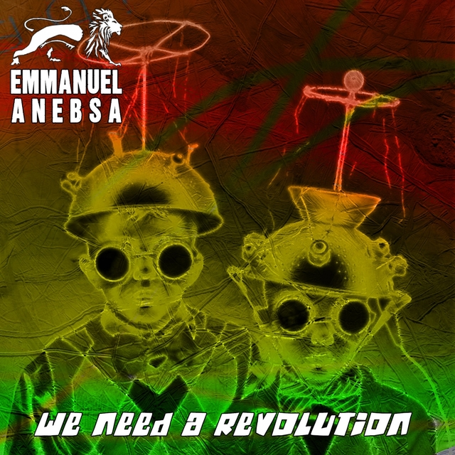 We Need a Revolution