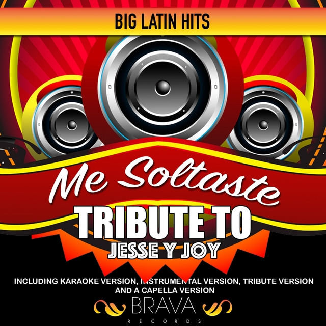 Me Soltaste - Tribute To Jesse y Joy