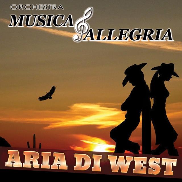 Orchestra musica e allegria aria di west