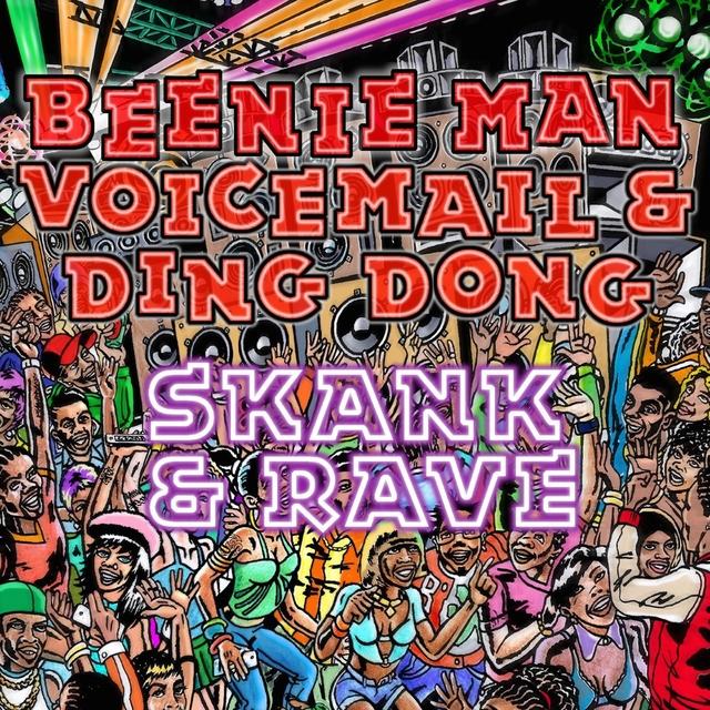 Couverture de Skank & Rave