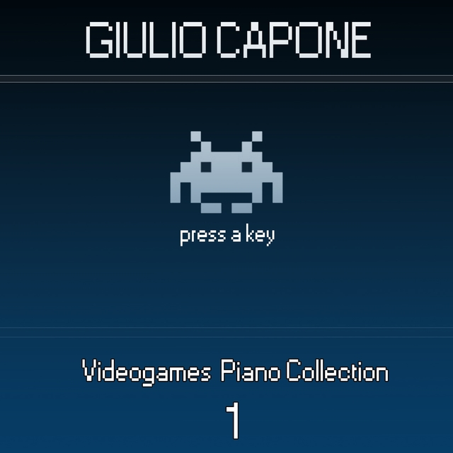 Videogames Piano Collection Vol..1