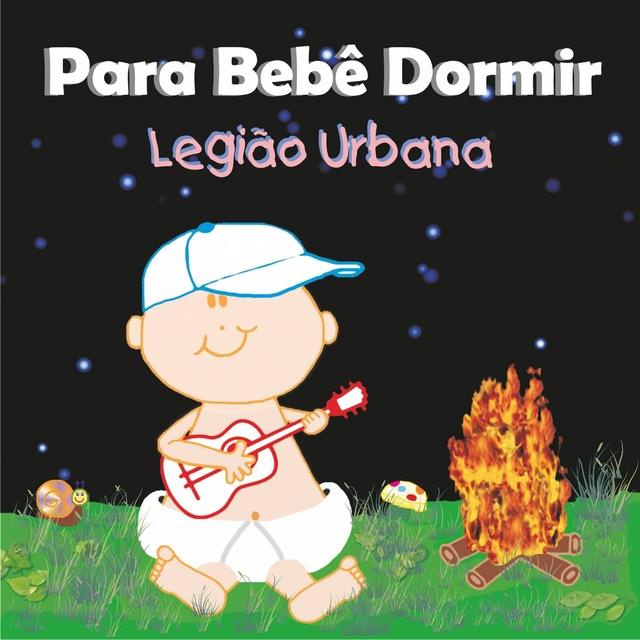 Couverture de Para Bebê Dormir: Legião Urbana em Caixinha de Música