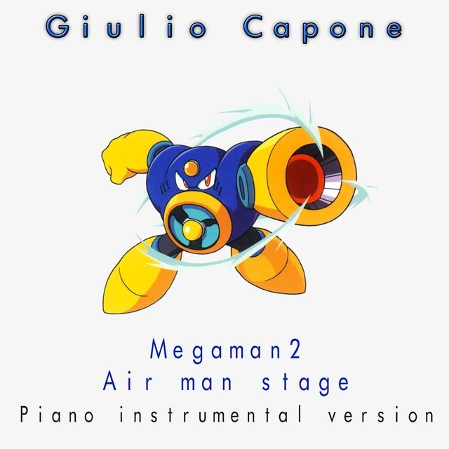 Mega Man 2 - Air Man Stage