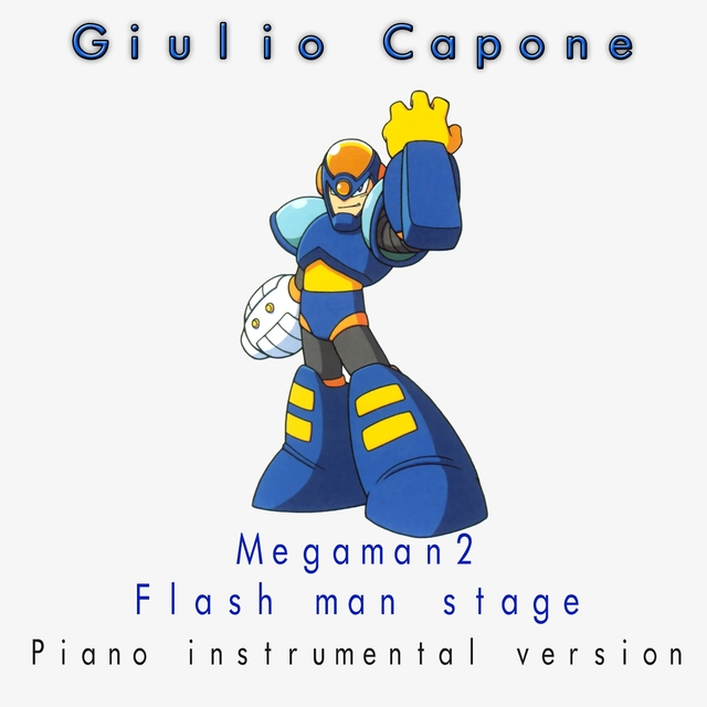 Mega Man 2 - Flash Man Stage