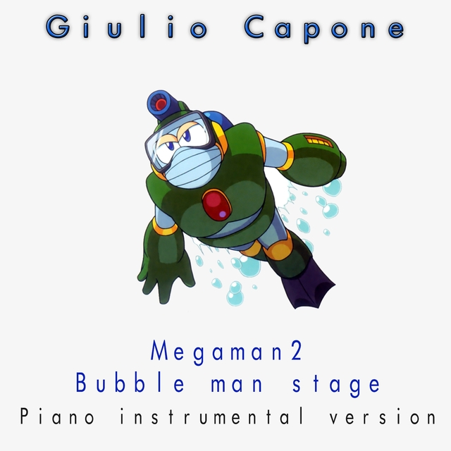 Mega Man 2 - Bubble Man Stage