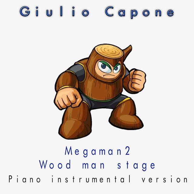 Mega Man 2 - Wood Man Stage
