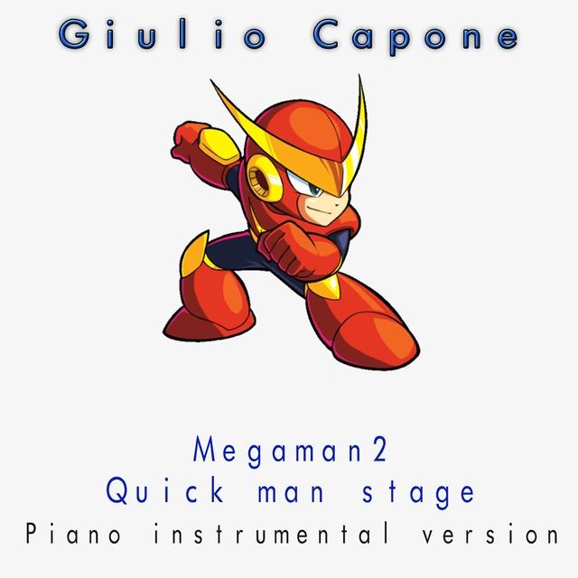 Mega Man 2 - Quick Man Stage