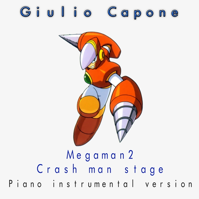 Mega Man 2 - Crash Man Stage