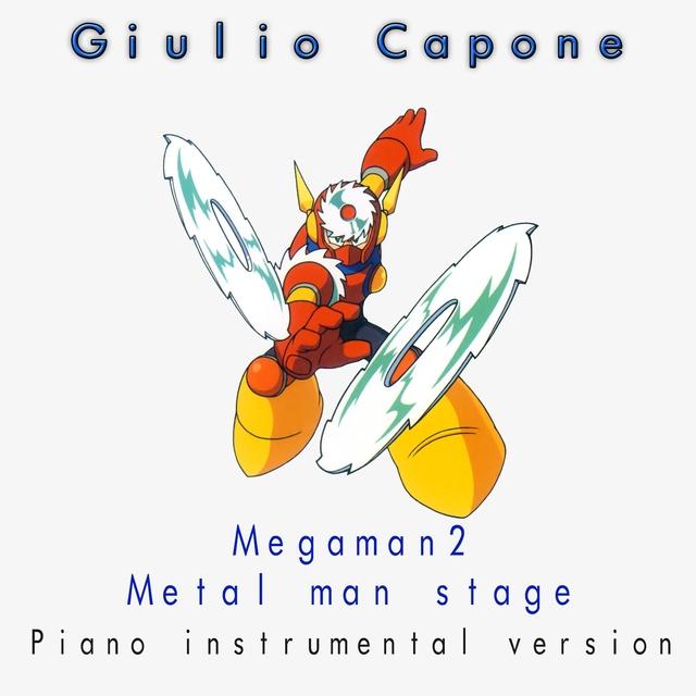 Mega Man 2 - Metal Man Stage