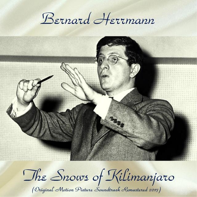 """Couverture de """"The Snows of Kilimanjaro"""" Original Motion Picture Soundtrack"""