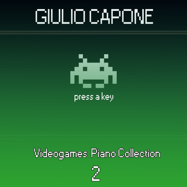 Videogames Piano Collection Vol.2