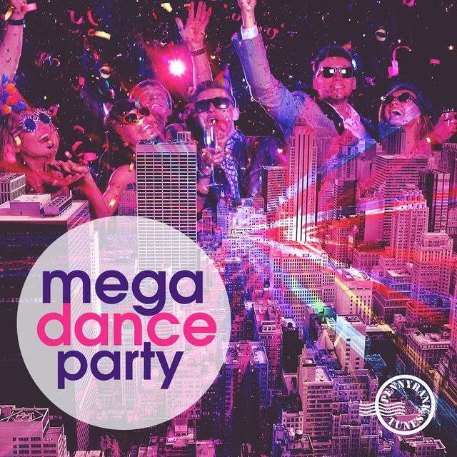Couverture de Mega Dance Party