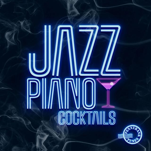 Couverture de Jazz Piano Cocktails