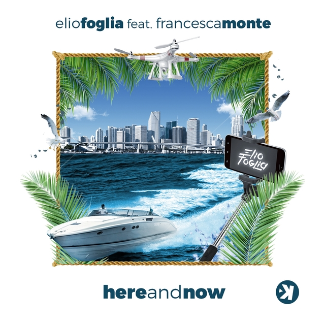Couverture de Here and Now