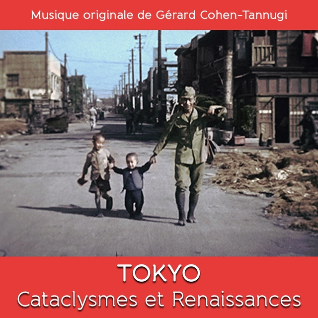 Tokyo cataclysmes et renaissances