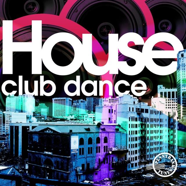 Couverture de House Club Dance