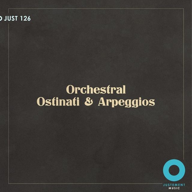 Couverture de Orchestral Ostinati & Arpeggios