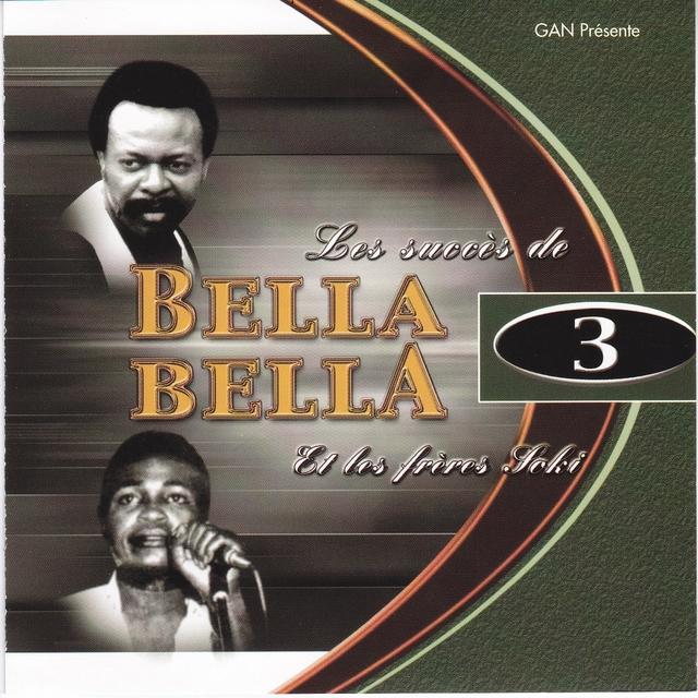 Les succès de Bella Bella et Les Frères Soki, vol. 3