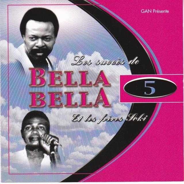 Les succès de Bella Bella et Les Frères Soki, vol. 5