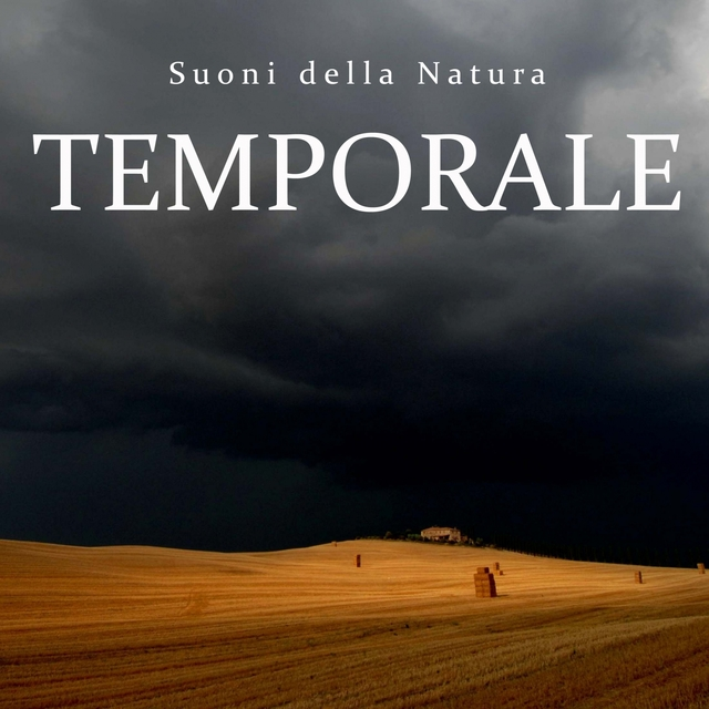 Suoni della natura: temporale