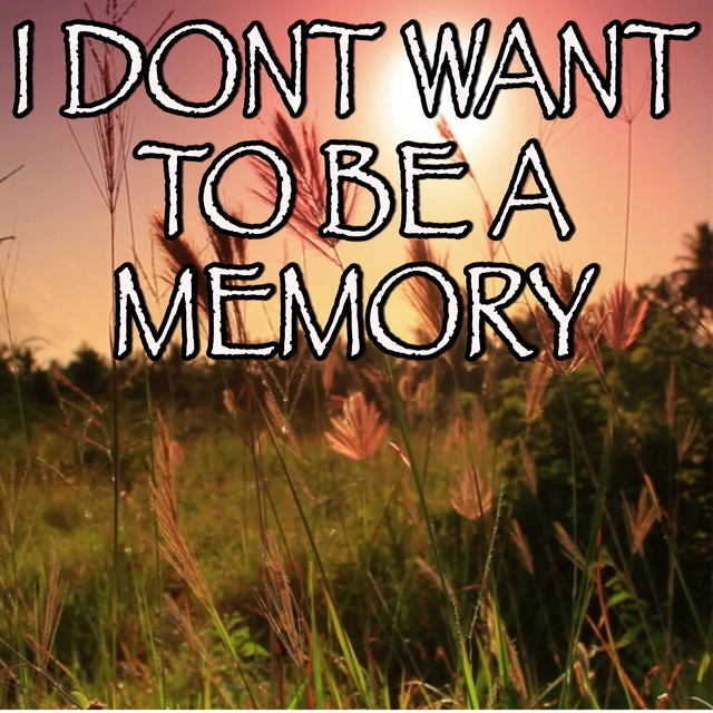 I Don't Want To Be A Memory - Tribute to Exile