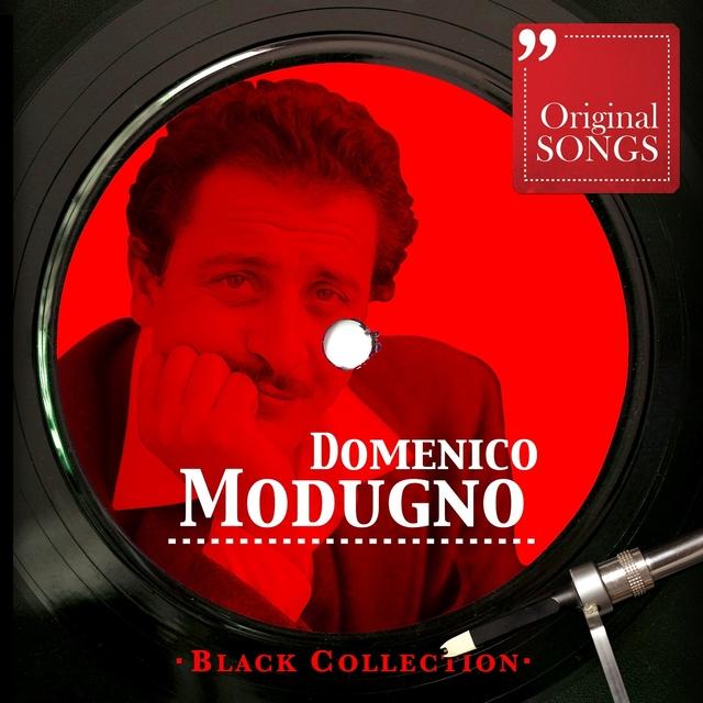 Black Collection: Domenico Modugno