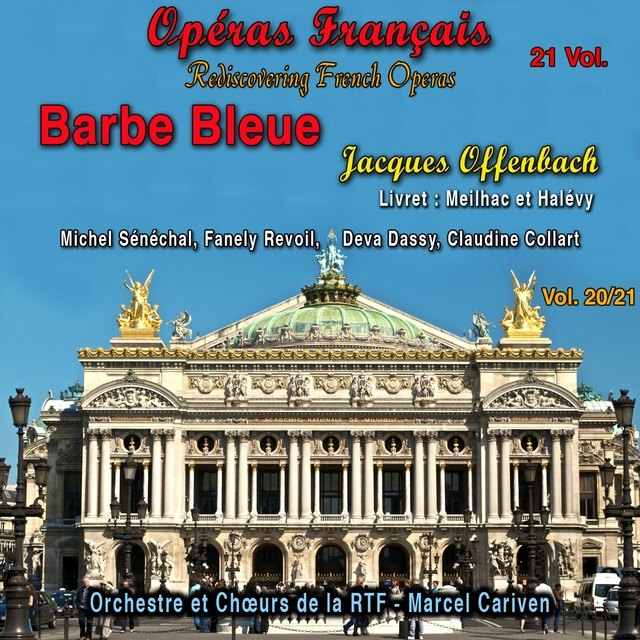 Rediscovering French Operas, Vol. 20